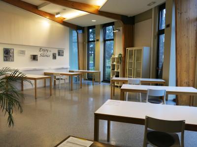 Studeren kan weer in de stille ruimtes